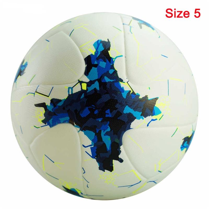 Professional Size5/4 Soccer Ball Premier High Quality Goal Team Match Ball Football Training Seamless League futbol voetbal 14