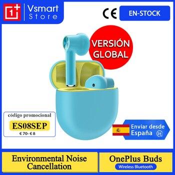 código promocional ES08SEP € 70- € 8 Auriculares Bluetooth inalámbricos OnePlus, 30 horas de duración de la batería, cancelación de ruido ambiental, auriculares, carga rápida
