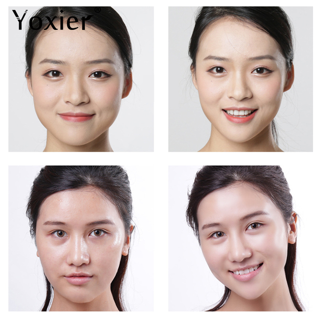 Yoxier Waterproof V Face Makeup Adhesive Tape Invisible Breathable Lift Face Sticker Lifting Tighten Chin 40pcs 3