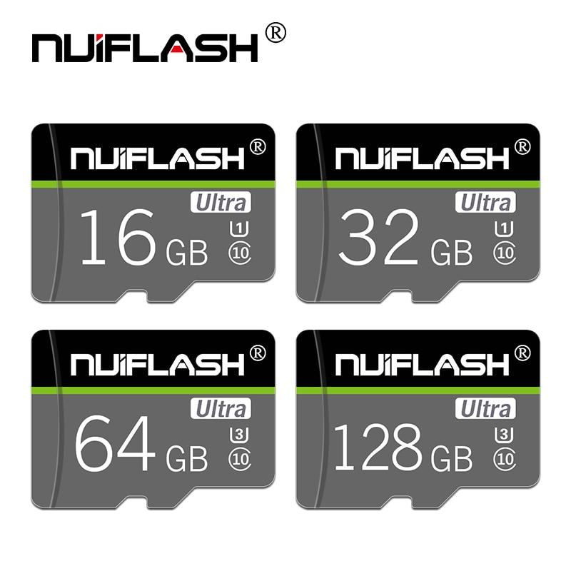 Высокоскоростная карта Micro SD 32 ГБ 16 ГБ 8 ГБ карта памяти Tarjet MicroSD TF карта 64 Гб 128 Гб класс 10 карта памяти Бесплатный адаптер