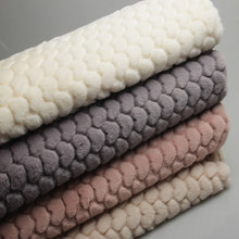 Кроличий мех трава плюшевая одежда дисплей Фон Подушка фотография меховая ткань для Пэчворк длинный плюшевый мех tissu telas