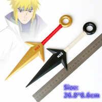 Quatre générations de Naruto Simulation Prop arme Cosplay accessoires Halloween jouets en plastique cadeaux pour enfants