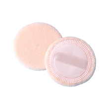 1/6PCS Loose Power Cosmetic Puff Beauty Essential Makeup Sponge Foundation Makeup Puff Cosmetic Tool Soft Sponge Girl Lady Gift