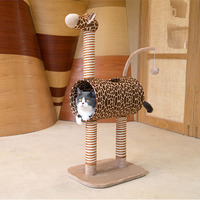 Sisal Rope for Cat Tree Cat Climbing Frame DIY Giraffe cats scratching post toys rope for Kittens Pet House Play Tower Condo Fur