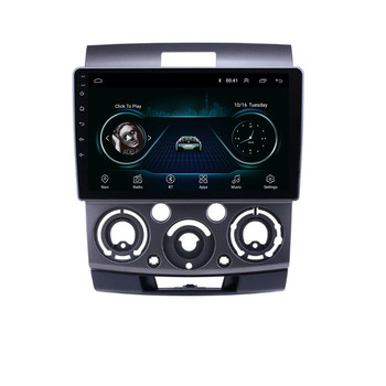 4G LTE Android 10.1 For Ford Everest/Ranger for mazda bt 50 2006-2010 Multimedia Stereo Car DVD Player Navigation GPS Radio image