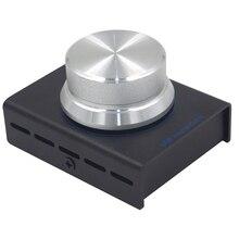Controle de volume de usb, botão de controlador de volume de áudio do orador do computador do computador sem perdas, controle digital do ajustador com uma chave mute functi