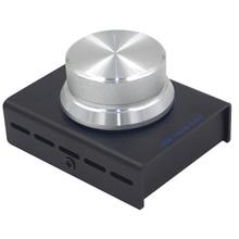 Usbボリュームコントロール、ロスレスpcコンピュータスピーカーオーディオボリュームコントローラノブ、アジャスターデジタル制御1キーミュートfuncti