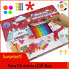 New Christmas gift box Pop Its Fidget Toys Antistress  popet Push Down Games Figet Toy  Large Simpl  For Kids Gifts Surprise Box
