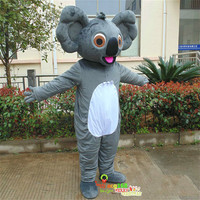 Koala Bear Mascot Costume Suit Adult Party Fancy Dress Outfit Cosplay Birthday Party Outdoor Outfit Aniamls Halloween