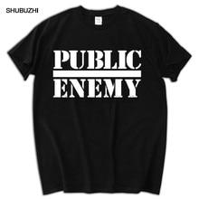 T-shirt homme PUBLIC friend Chuck D, Flavor Flavor, professeur Griff, t-shirt Hip Hop Rap