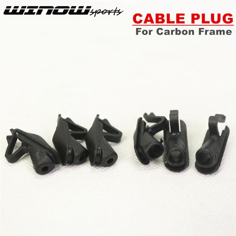 Bike Inner line Hole Plug Derailleur//Brake Plug Road Frame Plugging Lead Loop