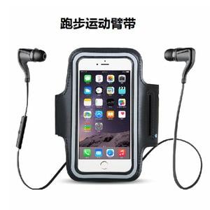 Спортивный чехол с повязкой для iPhone X, модный держатель для iPhone, чехол на руку для смартфона, сотовые телефоны, сумка для рук, спортивный слин...