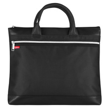 TIANSE A4 Tote Commercial Business Document Bag file folder Filing Bag Meeting Bag Side Zipper Pocket office bags for documents commercial business document bag a4 tote file folder filing meeting bags strong handle zipper pocket office bags protable canvas