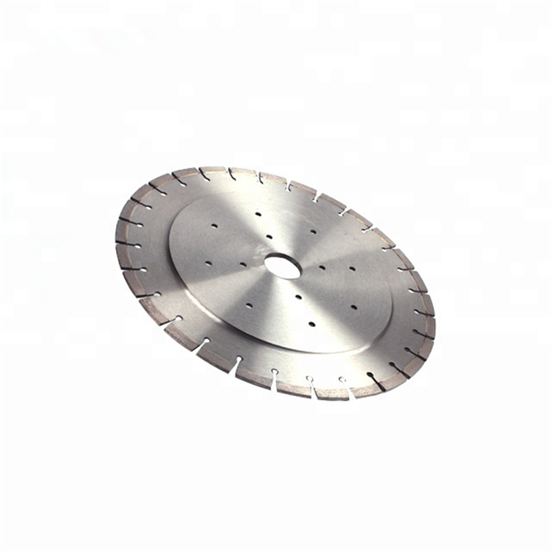 DB56 Horizontal Granite Marble Stone Cutting Saw Blade 16 Inch D400mm Diamond Horizontal Cutting Disc For Stone Edge 1PC