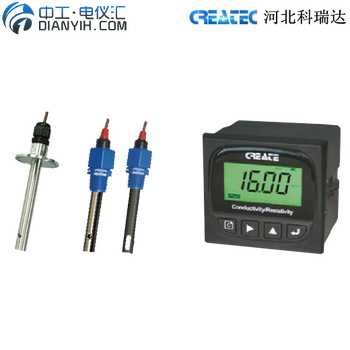 CCT-7300 Conductivity Tester Resistivity Meter is used for high salinity water in sewage