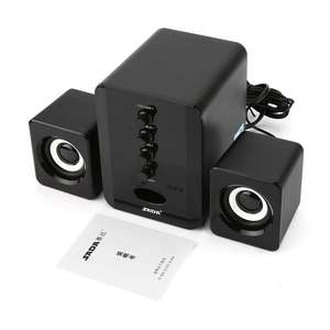 Speakers Computer Combination Subwoofer Music-Player Sound-Box Smart-Phones Stereo 2