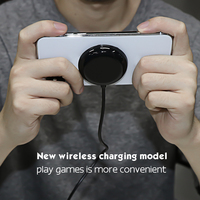 New wireless charging mode Spider Suction Cup Wireless Charger For iPhone XR Portable Fast Wireless charging Pad For Samsung