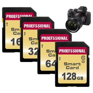 Original SD Card Class10 memory card 64 gb 128 gb SD flash drive 16gb 32 gb cartao de memoria TF Card For camera