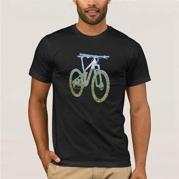 2020 Sky Bike MTB colección de verano cuello redondo Camiseta de moda 100% algodón