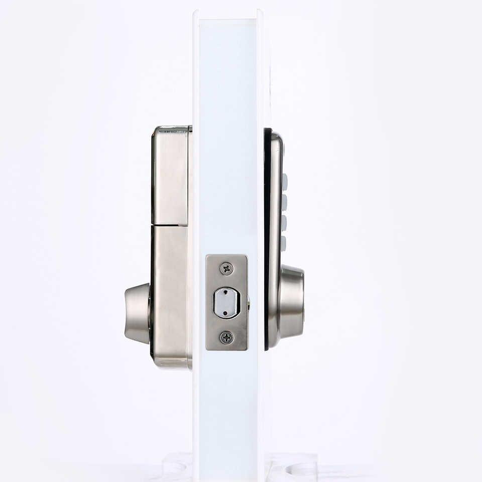 Elettronico digitale catenaccio di blocco