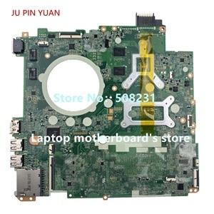 Image 3 - Hp envy 15 k 15t k 노트북 마더 보드 용 ju pin yuan 763588 001 763588 501 840 m 2 gb i5 4210U day11amb6e0 100% 완전 테스트 됨