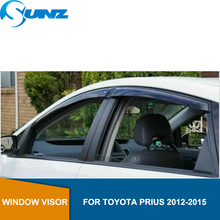 цена на Window Shield Cover For Toyota prius 2012-2015  Sun Shade Awnings Shelters Guards For Toyota prius 2012 2013 2014 2015 SUNZ