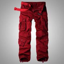 High Quality Baggy Cargo Pants Men and Women Spring Winter W