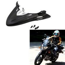 Para suzuki V Strom650 dl650 v strom dl vstrom 650 frente fender carenagem winglets motocicleta bico nariz