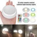 Беспроводной светодиодный светильник для кухни с пультом дистанционного управления I88 #1