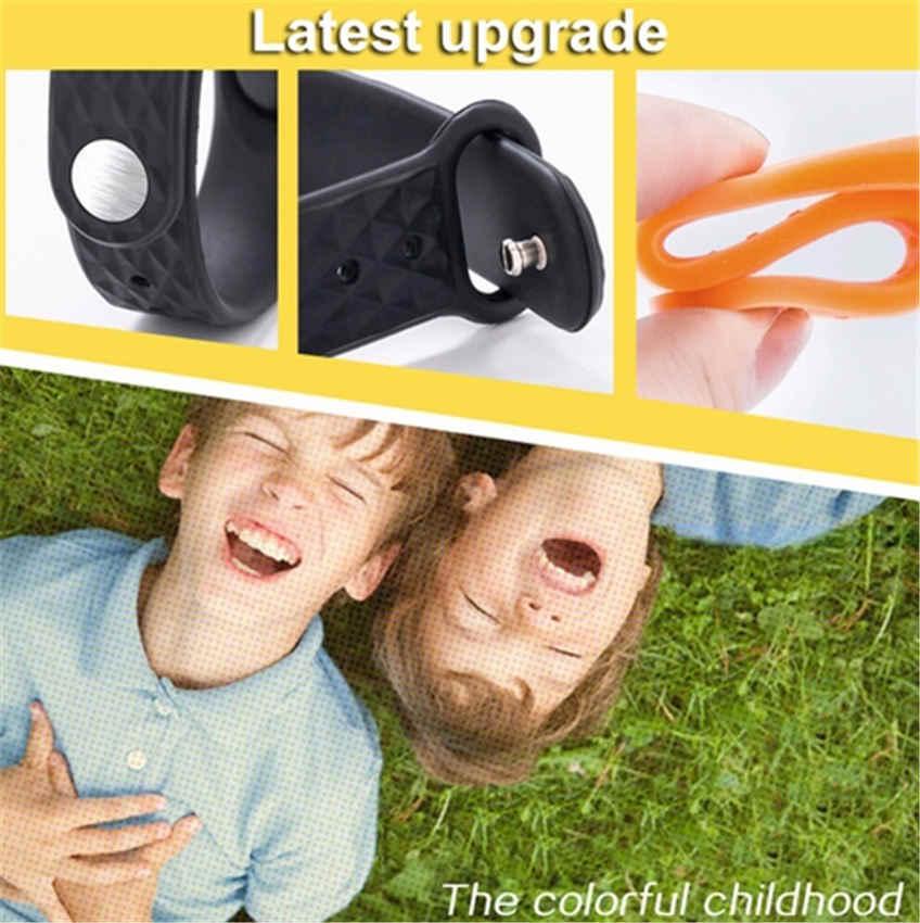 Nuovo Braccialetto di Vigilanza Dei Bambini Orologi per Bambini per Le Ragazze Dei Ragazzi di Sport Elettronico da Polso Led Digital Bambino Orologio da Polso Guarda Studenti