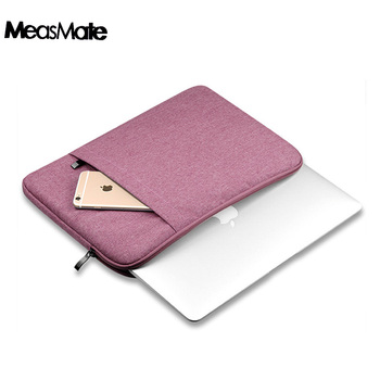 Waterproof Laptop Bag 13 For MacBook Air 13 Case Laptop Sleeve Cover 11 13 15  inch Computer Case For Mac Book Pro цена 2017