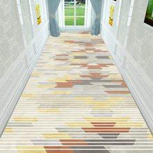 Скандинавский ковер для лестниц гостиная дом/офис ковер в коридор крыло отеля ковер вход/Коврик для прихожей Настройка спальни