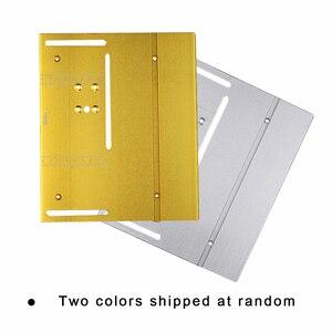 Image 2 - ALLSOME T4 미니 테이블 톱 수제 목공 벤치 선반 전기 폴리 셔 그라인더 DIY 원형 커팅 톱 블레이드