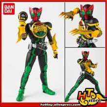 "100% Originele BANDAI GEESTEN Tamashii Naties S. h. figuarts (SHF) Action Figure Masked Rider OOO TaToBa Combo van ""Kamen Rider OOO"""