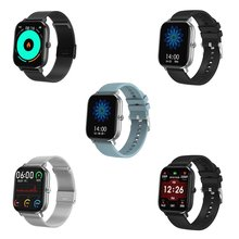 Smart Watch Call  Bluetooth 4.2 Fitness Touch Monitor IP67 Waterproof 1.54 Inch Men Women Sport Smartwatch