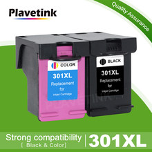 301XL Refilled Ink Cartridge Replacement for HP 301 XL for HP301 Deskjet 1000 1050 1510 2000 2050 2050S 2510 2540 3050a 3054(China)