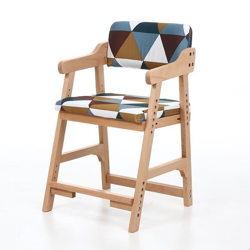 Sillones Infantiles Silla De Estudio Kinder Stoel Children Cadeira Infantil Chaise Enfant Baby Furniture Adjustable Kids Chair
