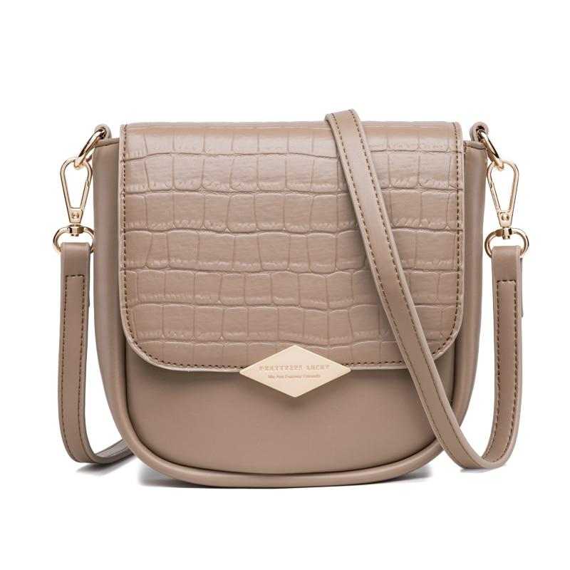 Women Celebrity Leather Phone Bag Mini Handbag Shoulder Tote Messenger CrossBody