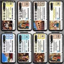 El gordo espanhol natal loteria caso telefone para huawei p20 p30 p40 lite e pro companheiro 30 20 pro p inteligente 2020 p10