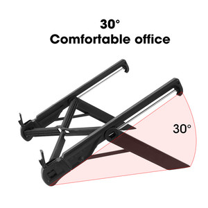 Image 3 - laptop holder monitor macbook notebook stand accessories portable base support bracket