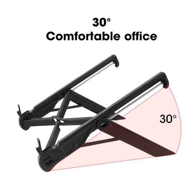 laptop holder monitor macbook notebook stand accessories portable base support bracket 2