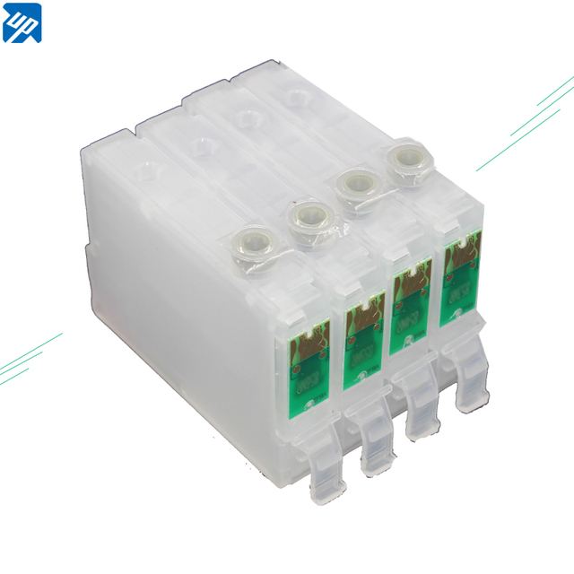 T1321 T1332 T1333 T1334 многоразового картриджи с чернилами для принтера Epson TX120 T22 принтер