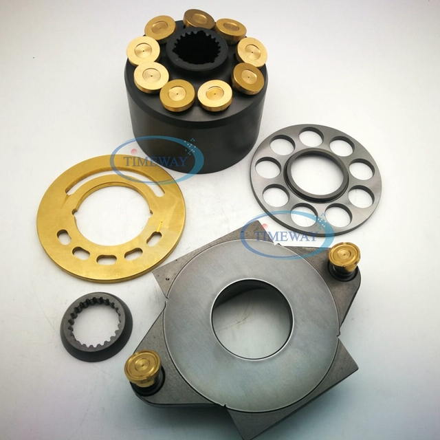 A10VSO71 31R/L Hydraulic Pump Parts Repair kit for Piston pump replacement REXROTH rotor group