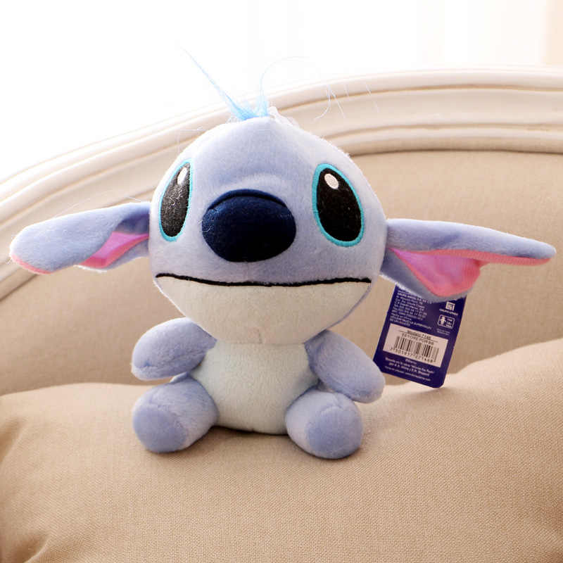 Disney 10/20, Микки Маус и Минни Маус, мягкие плюшевые игрушки высокого качества, классический подарок на день рождения, свадьбу, детские игрушки