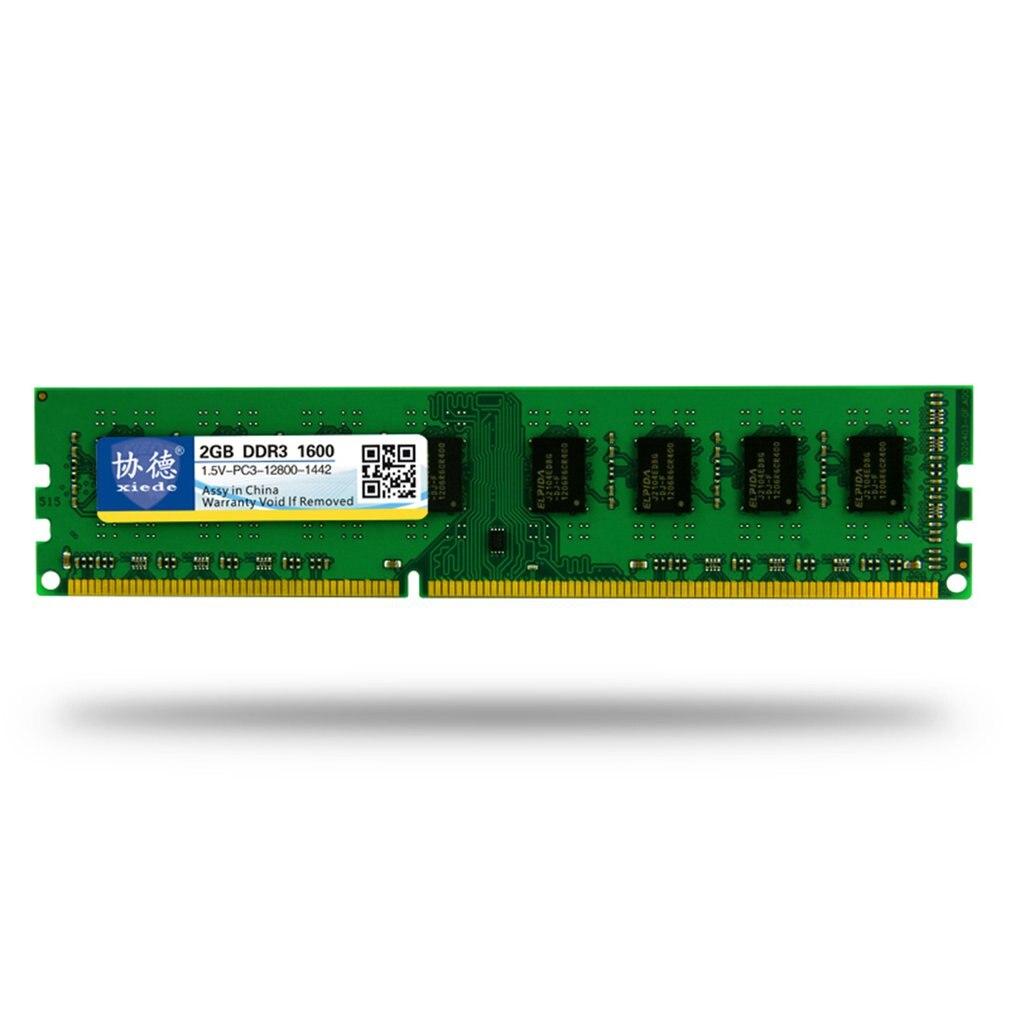 DDR3 1600 2G/4G/8G Desktop PC Memory Memoria Module PC3-12800 AMD Specially