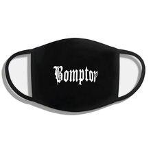 Bompton nova chegada masculino menino descontos máscara 100% algodão