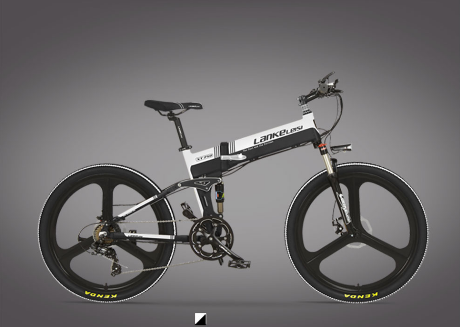 2020 China  LANKELEISI  26 inch bike electric mountain 27 Speeds Hydraulic Suspension Fork 250W 48V 10Ah Lithium Baterry 6