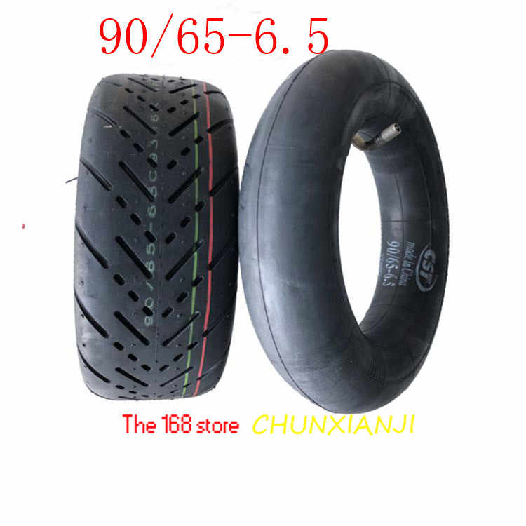High quality 1 pcs New Tire 90/65-6.5 tire&inner tube Balancing Vehicle EVO Electric Scooter Thickening Road Tyre