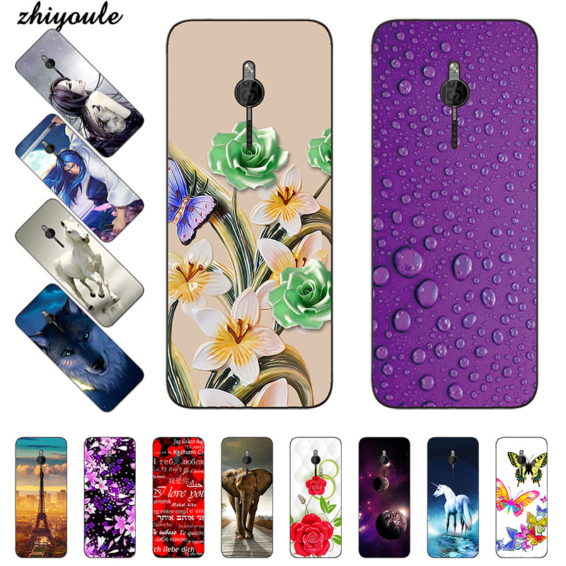 Printing Patterned Painted <font><b>Case</b></font> For <font><b>Nokia</b></font> 535 Cover Silicone Soft Shell For <font><b>Nokia</b></font> 230 <font><b>216</b></font> <font><b>Case</b></font> Cell Phone Back Cover image
