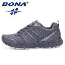 Кроссовки bona мужские для бега легкие дышащие повседневные